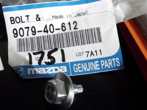 bolt-washer-m6-mazda-mx-5-exhaust-manifo