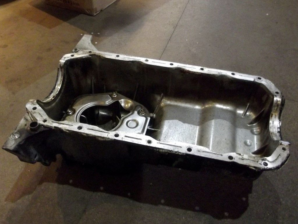 diy oil pan replacement on a 2001 mazda b series mazda. Black Bedroom Furniture Sets. Home Design Ideas