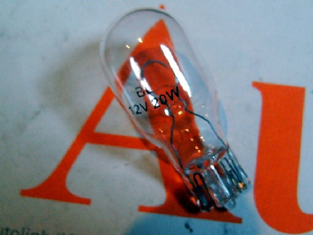Bulb 12v 20w capless (high level brake light), Mazda MX-5 mk1 & Eunos Roadster
