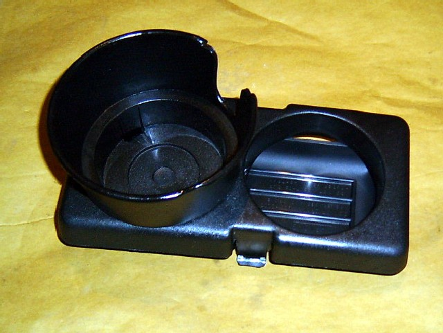 Cup holder, Mazda MX-5 mk1, Bongo, ashtray replacement