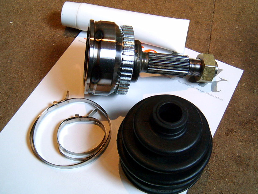 CV Joint kit, outer, Micra K11 1.3, 1993-2001