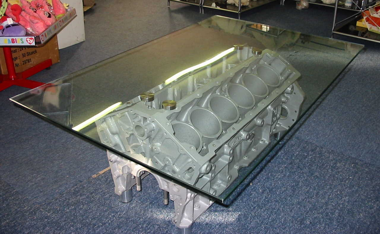 Toyota Supra Top View >> Jaguar Table as featured on BBC Top Gear