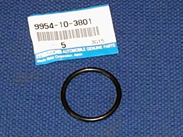 O-ring, Cam angle sensor, MX-5 mk1, 9954103801, genuine Mazda