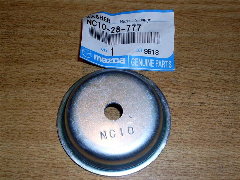 Shock absorber top mount washer/cap, MX-5 mk2, NC1028777